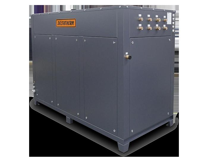 Prozesskühlung in der Feinstbearbeitung, CNC-Werkzeuganlage
