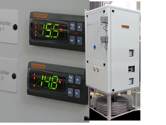 Kühlmittelfiltration und Spindelkühlung