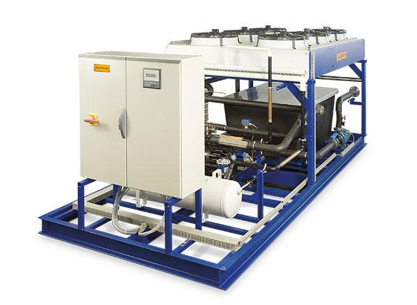 Industriekühler RKH als Wärmetauschersystem