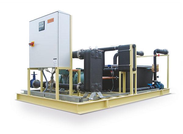 Kompakte Wärmetauschersysteme sparen wertvolle Produktionsfläche
