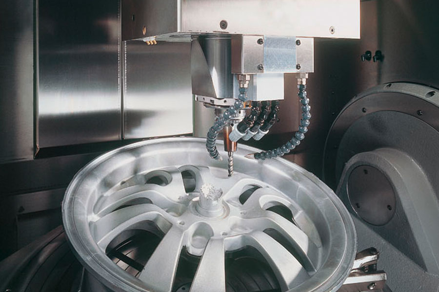 Machine Tools and Mould Making