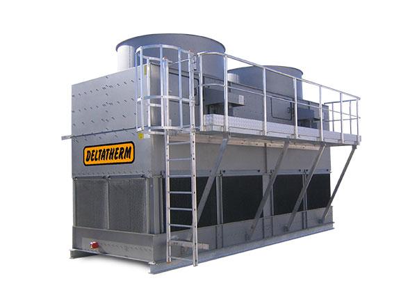 Saug- und druckbelüftete Kühltürme Baureihe KT