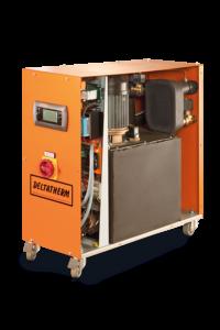 Temperiergeräte für Wasser / Öl Serie TM