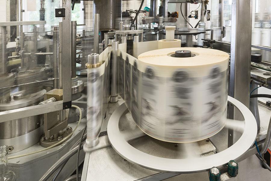 Industrie de l'emballage et de l'impression
