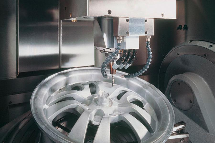 Machines-outils et fabrication de moules