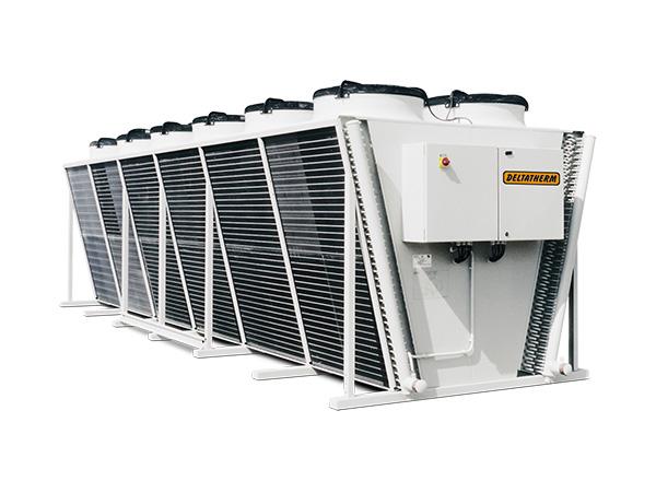 V-glycoler / Dry cooler