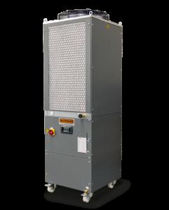 Industrial cooler RKV series, fig. RKV 1.5 - 9.5