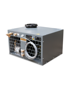 Heat exchanger with LT Mini housing