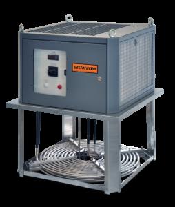 E Series immersion cooler, fig. E2-5