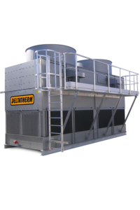 KT Series suction and pressure ventilated cooling towers