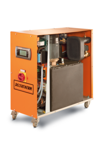 Industrial temperature control units for water / oil  TM series