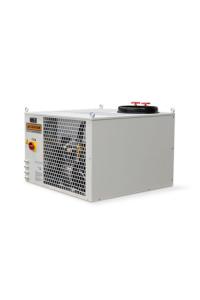 Heat exchanger in LTK housing